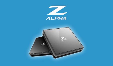Formuler Z Alpha homepage knop-High-Quality
