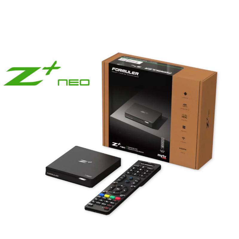 Formuler Z+ neo UHD Mediaspeler-High-Quality
