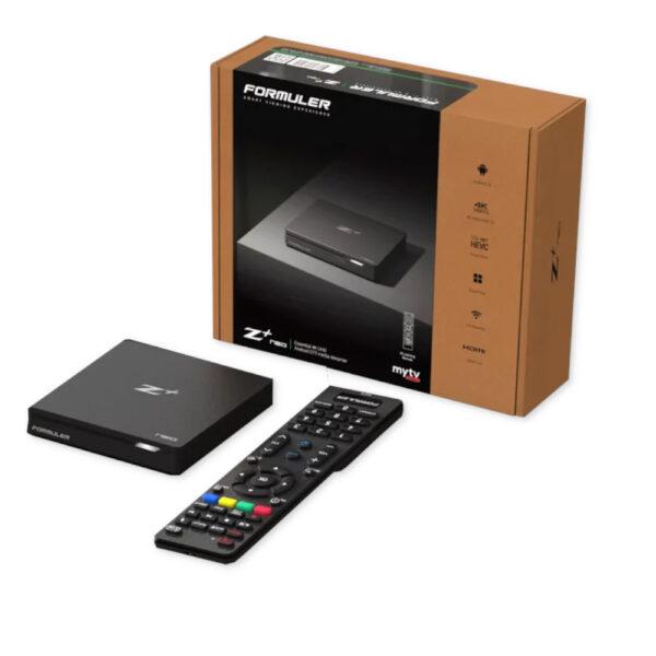 Formuler Z plus Neo IPTV Box doos