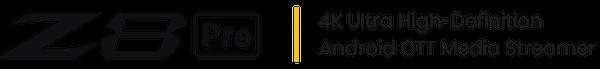 Formuler Z8 pro logo