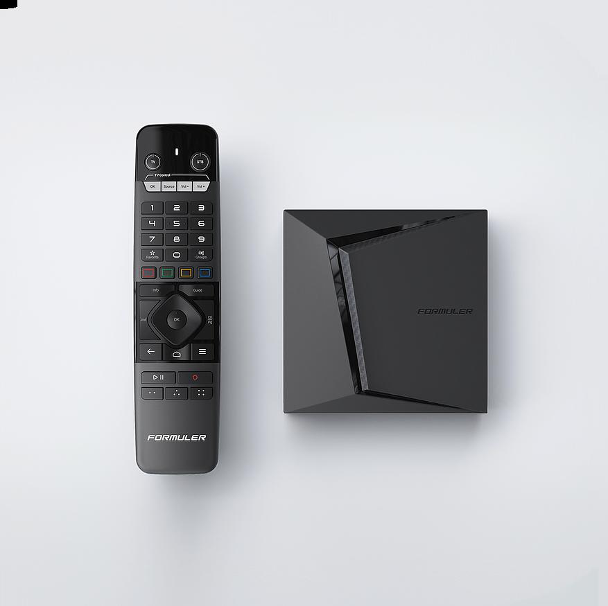 Formuler Z10 Pro Box plus remote