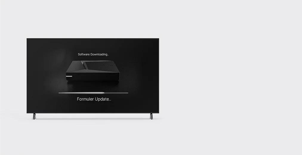 Formuler Z10 Pro Max Software Update